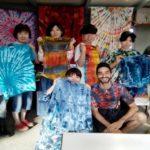 Maruko Sangyo Co., Ltd.・Dyeing experience-work shop