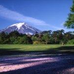 諏訪の森自然公園(富士パインズパーク)