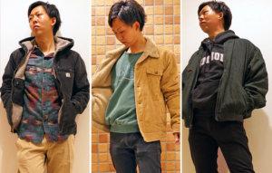 冬の富士五湖観光に最適な服装は?おすすめ男性古着コーデ3選