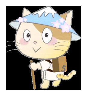 FCD公式キャラクター「フジゴロー」について